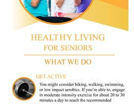 #46 for Prints - Promoting Healthy Living among Seniors by Rankyy