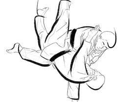 #24 for Create illustration of judo throw using a particular style af KabbiG