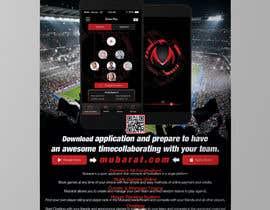 #8 for poster add for app af zmdes