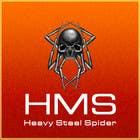 Contest Entry #7 for Logo Design for my skateboard company HMS.