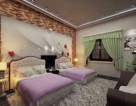 #50 for Design a Master Bedroom af mdshikot422