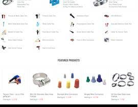 #15 for Re-design Ecommerce Website Homepage by AboAlimk90