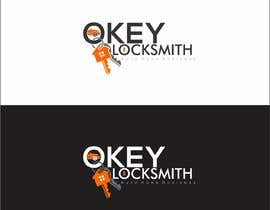 #166 for Okey Locksmith, Logo Design. by conceptmagic