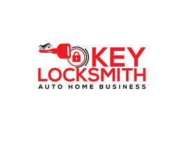 #123 for Okey Locksmith, Logo Design. by hasibaka25