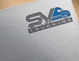 #41 для Logo for a Trucking Company от MdTareqRahman1