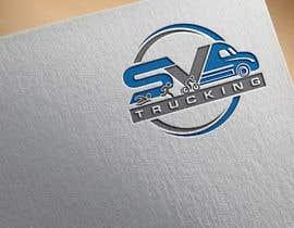 #43 для Logo for a Trucking Company от MdTareqRahman1
