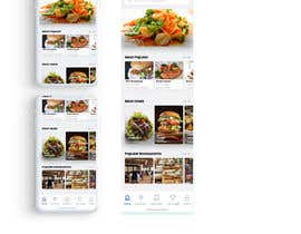 #26 for Build a mobile UI for online food ordering app by Waliulah