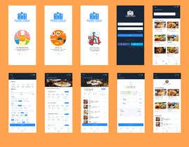 #49 for Build a mobile UI for online food ordering app by bishalchandra