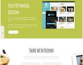 #51 dla Build a mobile UI for online food ordering app przez utshossm