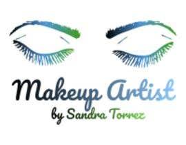 nº 3 pour logo design for a makeup artist par Munierah