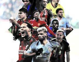 #33 for Premierleague Fantasy Football Poster for the wall by VeeJera