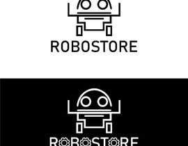 Shumontaj tarafından Require a logo for Robostore için no 46