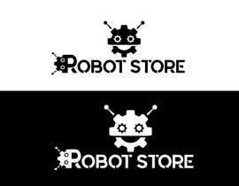 raronok33 tarafından Require a logo for Robostore için no 30