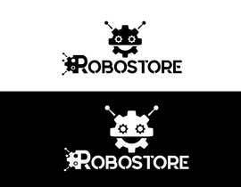 raronok33 tarafından Require a logo for Robostore için no 33