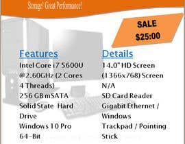#17 for Sales Label for computer equipment by mdnasir3090
