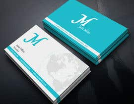 #414 for Design me a business card - will award multiple entries. by ahmedfrlancer
