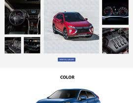 #41 for Design a landing page in PSD for a car dealer's website. by msourov17