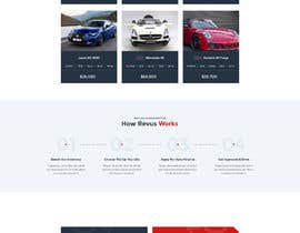 #57 for Design a landing page in PSD for a car dealer's website. by tajenul
