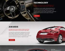 #47 for Design a landing page in PSD for a car dealer's website. by kaizendesigns