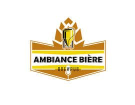 "#115 for Logo for a brewpub called ""Ambiance bière"" by rosulasha"
