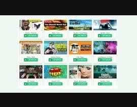 #3 para Create Youtube Thumbnails for Videos por peggiomarmarfam