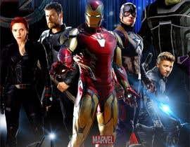 #10 для Create a Pokemon x Avengers Mashup Movie Poster от mindlogicsmdu