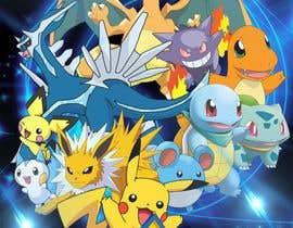 #17 для Create a Pokemon x Avengers Mashup Movie Poster от mindlogicsmdu