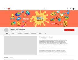 #40 untuk Logo and Banner for Youtube Channel oleh bschappo