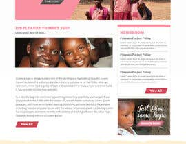 nilsoft123 tarafından Design a Website Mockup for Princess Project için no 126