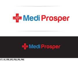 #11 untuk Design a Logo for MediProsper oleh oldestsebi