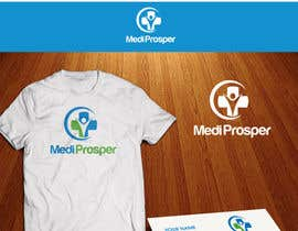 #19 untuk Design a Logo for MediProsper oleh laniegajete