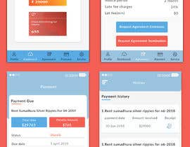 #26 cho UI / UX design for a mobile application bởi arifshahriar21