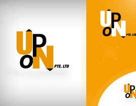 #31 untuk Logo/name card/letter head Design for UPON.SG oleh aswanthlenin