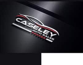 Nro 193 kilpailuun Caseley Auto Sales Logo käyttäjältä logoclub1