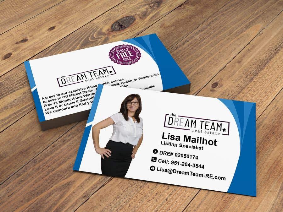 Bài tham dự cuộc thi #295 cho Business Cards for our Team