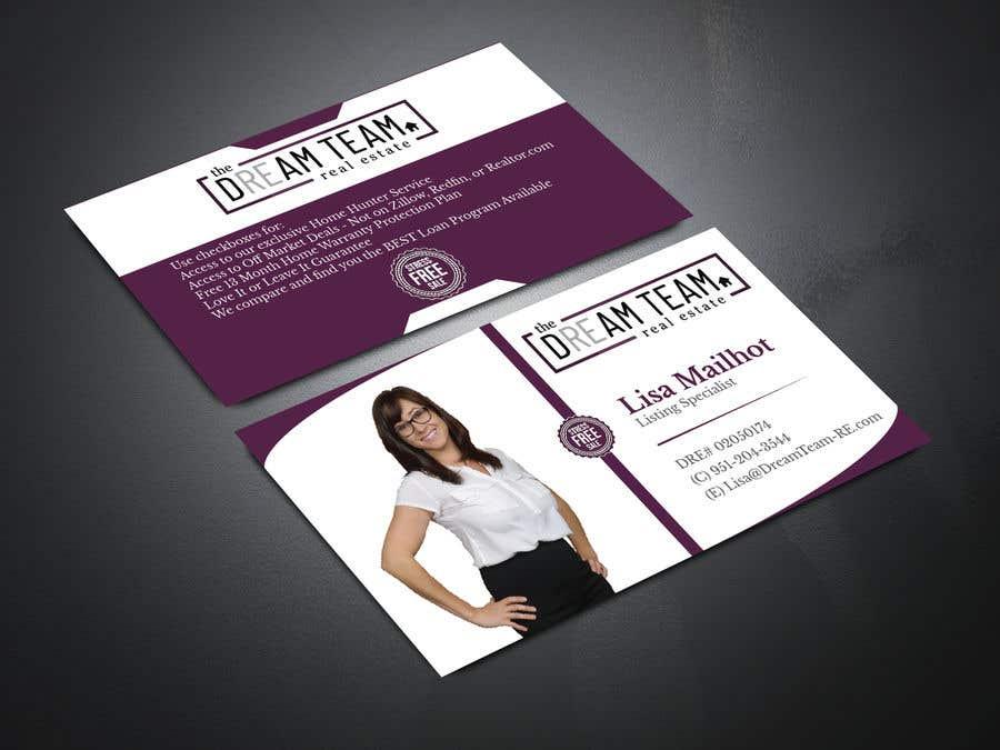 Конкурсная заявка №301 для Business Cards for our Team