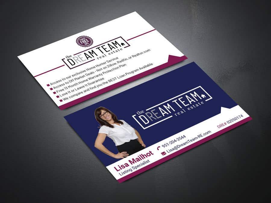 Bài tham dự cuộc thi #345 cho Business Cards for our Team
