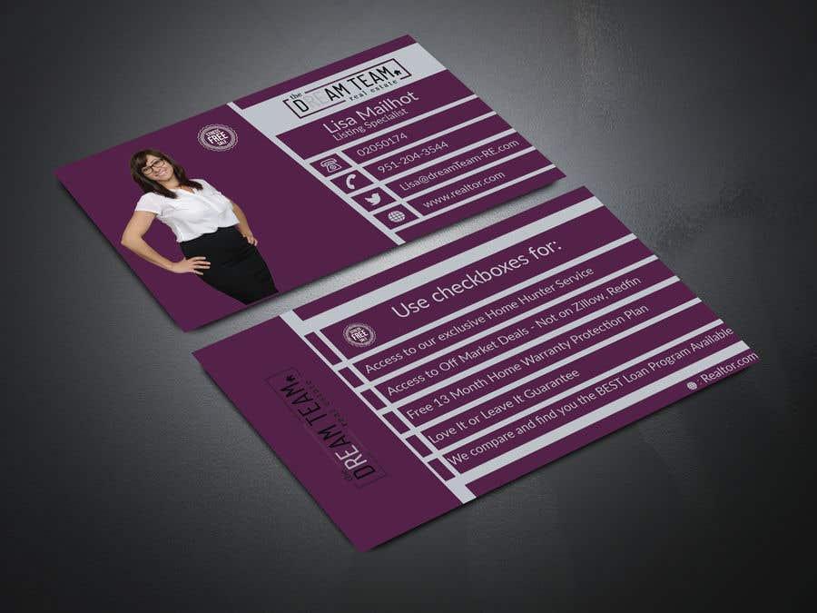 Конкурсная заявка №297 для Business Cards for our Team