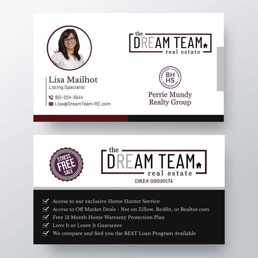 Конкурсная заявка №290 для Business Cards for our Team