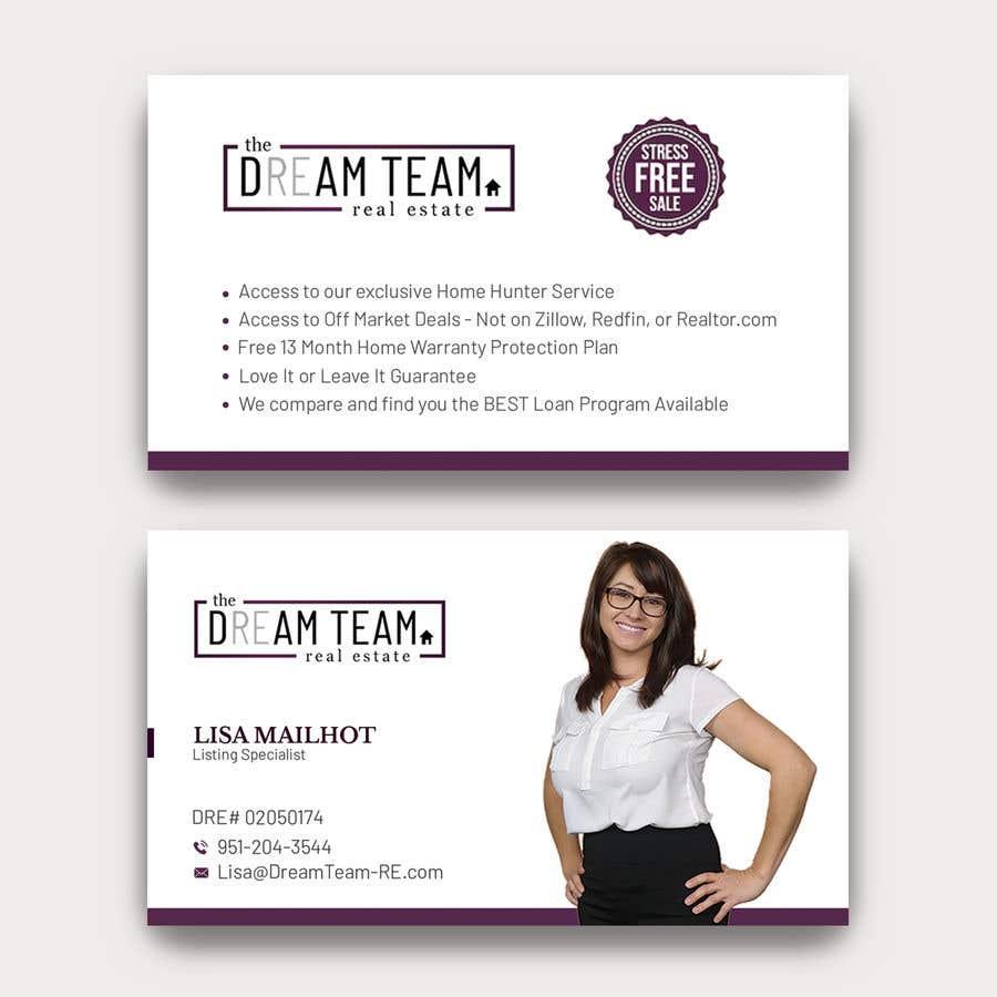 Bài tham dự cuộc thi #311 cho Business Cards for our Team