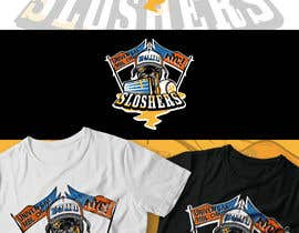 eliartdesigns tarafından Creative Baseball T-shirt Logos için no 22