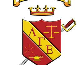 #12 for I need a j peg of this crest made. af pictoriald4u