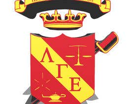 #5 for I need a j peg of this crest made. af mominUix