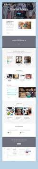 Graphic Design des proposition du concours n°37 pour Redesign a landing/home page