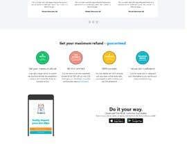#3 для Design front page of website от mdpanna1