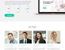 #6 для Design front page of website от tresitem