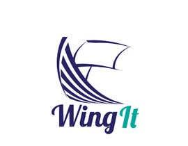#51 , Logo for Sailboat Wing-It 来自 ciprilisticus
