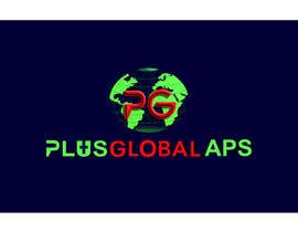 #96 для Plusglobal logo от subhashreemoh