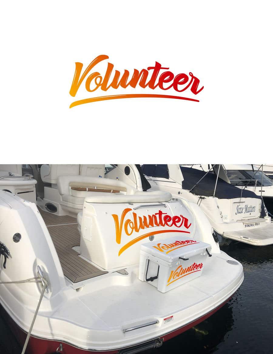 Konkurrenceindlæg #60 for Logo / Name for My Boat