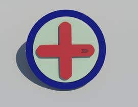 #10 , 3D Logo Design 来自 AdnanAich